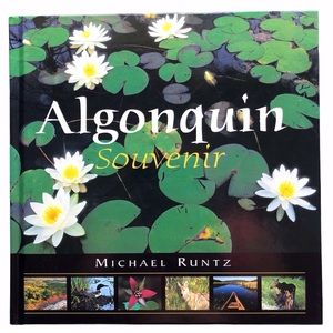 Algonquin Souvenir Book Michael Runtz Photography